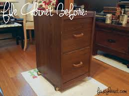 Roll Around File Cabinets File Cabinet Redo Feisty Harriet