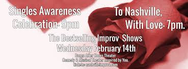 we have two incredible uping shows this valentines day join us february 14th for either or both to nashville