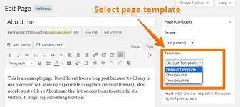 Custom page templates - Pinegrow Web Editor - Documentation and ...
