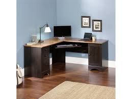 home office computer table. Fabulous Corner Computer Desks For Home Office Furniture : Amusing LShaped Oak Wood Top Table