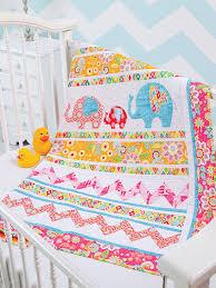 Applique Baby Quilt Patterns & Kids Quilt Designs - Page 1 & Elephant Walk Quilt Pattern Adamdwight.com