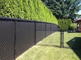 black chain link fence slats. Beautiful Chain Privacy Slats For Chain Link Fence Black With 0