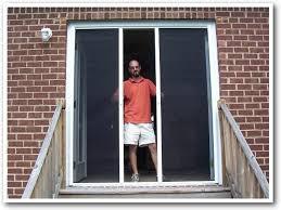sliding screen door replacement. Image Of: Sliding Door Screen Alternatives Replacement R