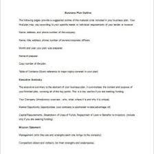 Executive Summary Outline Executive Summary Format Template Photo Executive Summary