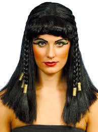 Ancient Egyptian Hair Style ancient egyptian make up wig discount wig supply 1084 by wearticles.com