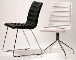 chair no wheels. amazing of leather desk chairs wheels chair no