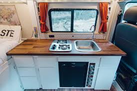 best diy promaster campervan conversion guide