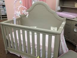 Nursery: Give Your Baby The Best Nursery Set With Cute Bassett Crib ...