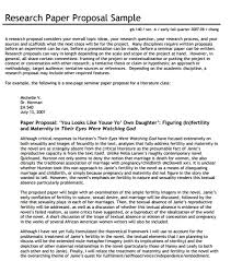 research paper proposal sample 11 proposal memo examples samples pdf word pages examples
