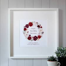 40th wedding anniversary gifts 40th wedding anniversary gift ideas for husband 40th wedding anniversary gifts for