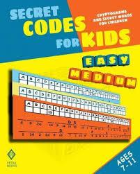 Secret Codes For Kids Peter I Kattan 9781479217793