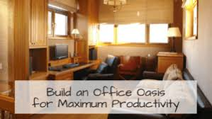 Build an office Garage For The Entrepreneurs Who Work At Home Finding The Perfect Space For An Office In Your House Can Be Challenge Why Not Just Build Yourself Beautiful Kliethermes Homes Remodeling Build An Office Oasis For Maximum Productivity