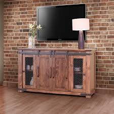 International Furniture Direct Parota Rustic 60