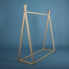 Large Coat Racks 100 Easy Pieces Freestanding Wooden Clothing Racks Remodelista 67