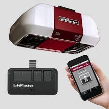 garage door opener motor remote cell phone mobile phone