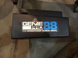 how to program genie pro 88 drive
