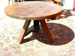 wood round dining table for 8 rustic round dining set rustic wood round dining table rustic
