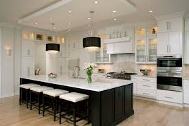 black and white kitchen pull down kitchen faucet black square bar stools white close and open