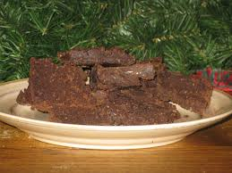 homemade chocolate or carob bar