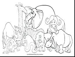 Zoo Coloring Pages Preschool Zoo Coloring Pages Animal Page Zoo
