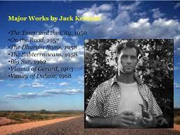 Ppt Jack Kerouac Powerpoint Presentation Id1615546