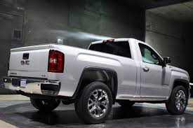 2014 gmc sierra single cab lifted. Interesting Lifted 2014 GMC Sierra Regular Cab Unveiled Featured Image Large Thumb0 For Gmc Single Lifted E