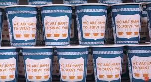 Do you use your own? Nyc Fun Facts The Story Behind The Famous Nyc Greek Coffee Cups Untapped New York