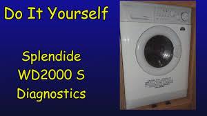 rv diy washing machine repair part 2 diagnostics youtube HVAC Wiring Diagrams at Splendid 2100 Wiring Diagram
