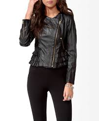 leather jackets for women forever 21 awesome