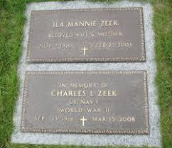 Charles Zeek (1916-2008) - Find A Grave Memorial