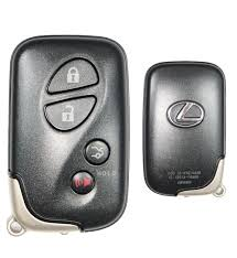 2009 lexus is250 smart keyless entry remote 89904 30270