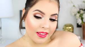 soft natural makeup tutorial nelly toledo