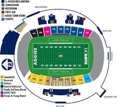 Tamu Football Seating Chart University Of California Davis Aggie Stadium Davis