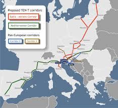 map of ports ways