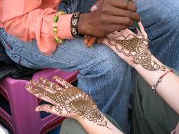 Mehndi Design Indické Malování Hennou Kultura Asianstylecz