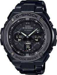 g shock mens tough water resistant analog digital watches gsts110bd 1b
