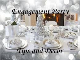 easy wedding engagement dinner party tips decor home youtube