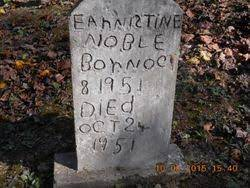 Earnestine Noble (1951-1951) - Find A Grave Memorial