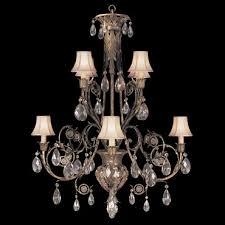 a midsummer nights dream 8 light crystal droplets chandelier
