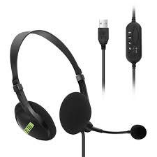 Giá bán Tai nghe chụp tai giắc cắm USB tích hợp mic chất lượng cao