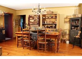 Fall Kitchen Decorating Fascinating Primitive Living Room Interior Design Ideas Country