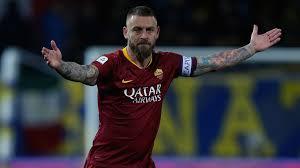 Transfer news: Roma legend Daniele De Rossi keen on Boca ...