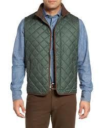 Peter millar Essex Quilted Vest in Green for Men | Lyst & Peter Millar | Green Essex Quilted Vest for Men | Lyst Adamdwight.com