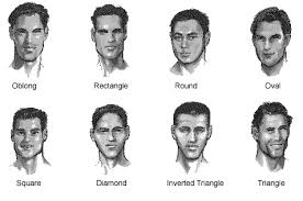 how to pick the best men s hairstyle for your face shape