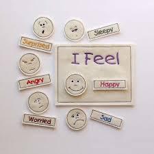 Feelings Chart Children Feelings Chart Faces Identify