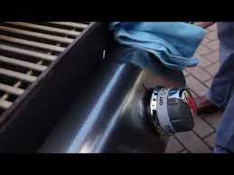 snless steel grill cleaning weber