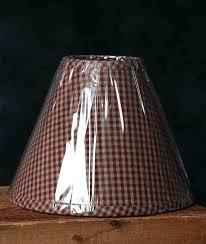 gingham lamp shade inch red gingham lamp shade by the weed patch red gingham lamp shade gingham lamp shade