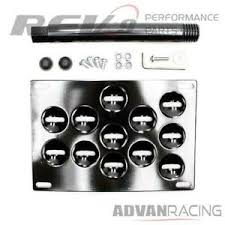 Details About Rev9 Lpa Ns 032_1 License Plate Mounting Kit Made For Infiniti G37s 10 14