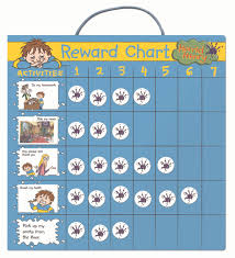 Reward Chart For Teenagers Colorful Loving Printable