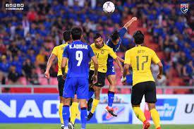 """Uživatel Changsuek na Twitteru: """"#Changsueklive ภาพบรรยากาศการแข่งขัน  #AseanCup2018 รอบรองชนะเลิศ นัดที่ 2 ทีมชาติไทย 🇹🇭 2-2 ทีมชาติมาเลเซีย  🇲🇾 #ช้างศึก #เชียร์ไทยใช้ใจล้วนๆ #ฟุตบอลไทย #บอลไทย #ทีมชาติไทย #นักฟุตบอล ทีมชาติไทย #MAS #Malaysia #THAMAS ..."""